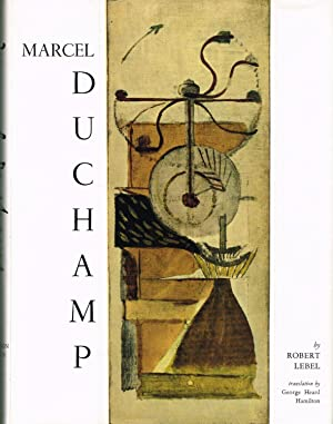 MARCEL DUCHAMP SUR ROBERT LEBEL - AN EXTRAORDINARY SIGNED ASSOCIATION COPY FROM MARCEL DUCHAMP AN...
