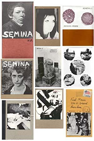 WALLACE BERMAN: SEMINA - LIMITED EDITION BOXED SET OF FACSIMILE REPRINTS OF ISSUES 1-9 (COMPLETE)...