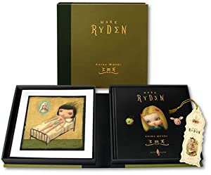 MARK RYDEN: ANIMA MUNDI - SIGNED LIMITED BOXED EDITION WITH A SIGNED PRINT