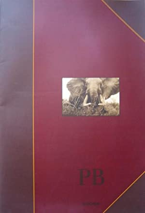 PETER BEARD - THE PUBLISHER'S PROSPECTUS (FOLIO VERSION)