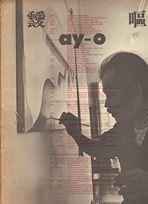 AY-O'S GRAPHIC WORKS 1965-1973