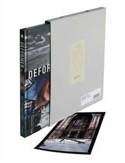 DEFORMER - DELUXE SIGNED SLIPCASED EDITION WITH A COLOR PHOTOGRAPH SIGNED BY ED TEMPLETON