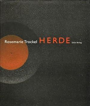 ROSEMARIE TROCKEL: HERDE (WERKVERZEICHNIS / HERDE /: TROCKEL, ROSEMARIE). Diacono,
