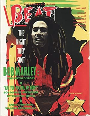 THE REGGAE AND AFRICAN BEAT: JUNE 1985: REGGAE AND AFRICAN