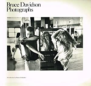 BRUCE DAVIDSON: PHOTOGRAPHS - AN EXTRAORDINARY SIGNED ASSOCIATION COPY FROM THE PHOTOGRAPHER