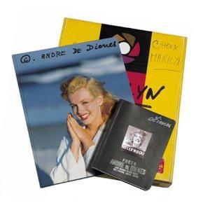 MARILYN - THREE VOLUME SET COMPLETE IN: DE DIENES, ANDRE)