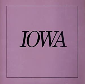 NANCY REXROTH: IOWA - SIGNED BY THE PHOTOGRAPHER