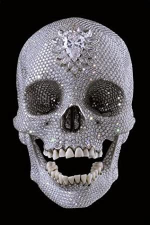 DAMIEN HIRST: FOR THE LOVE OF GOD: THE MAKING OF THE DIAMOND SKULL - SIGNED BY THE ARTIST