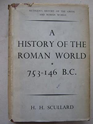 A History of the Roman World :from: Scullard H H