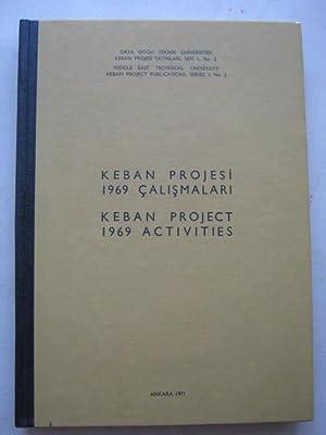 Keban Project 1969 Activities :Series I, No: Pekman, Sevim ;(ed)