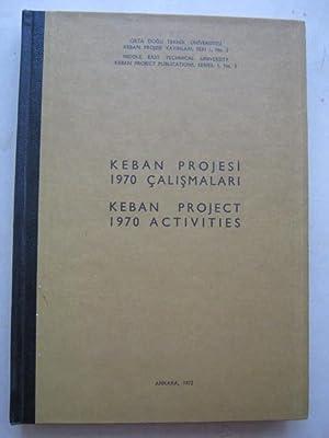 Keban Project 1970 Activities :Series I, No: Pekman, Sevim ;(ed)