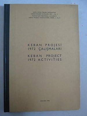 Keban Project 1972 Activities :Series I, No: Pekman, Sevim ;(ed)