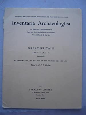 Inventaria Archaeologica - An Illustrated Card-Inventory of: Hawkes, C. F.