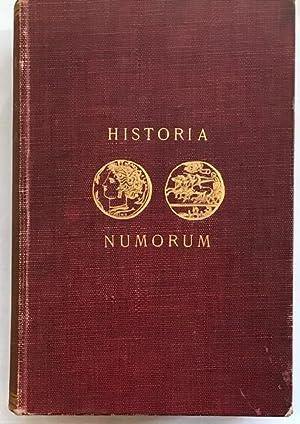Historia Numorum :A Manual of Greek Numismatics: Head, Barclay V