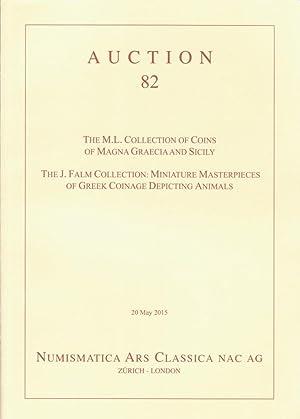 Numismatica Ars Classica Auction 82. The M.L.