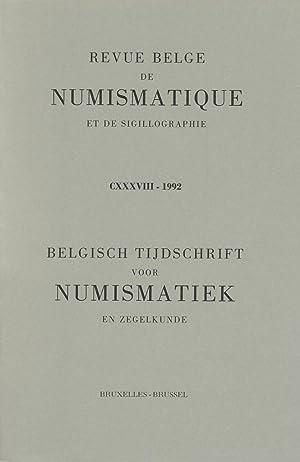 Revue belge de Numismatique et de sigillographie.