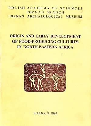 Origin and Early Development of Food ¿: edited by L.