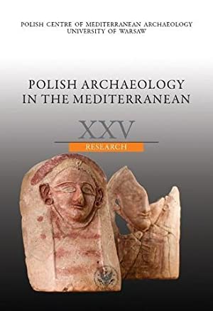 Polish Archaeology in the Mediterranean XXV, Research