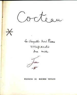 LA CHAPELLE SAINT PIERRE: Villefranche sur Mer: Cocteau, Jean