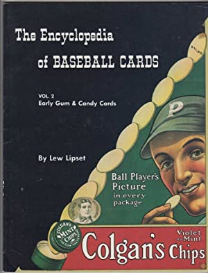 THE ENCYCLOPEDIA OF BASEBALL CARDS. Vol. 2.: Lipset, Lew