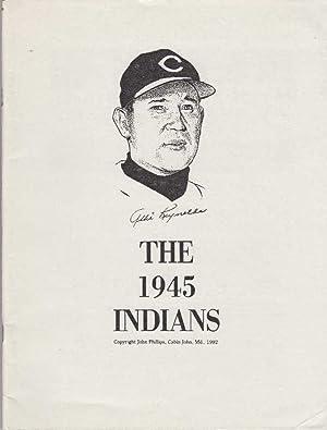 The 1945 Indians: Phillips, John