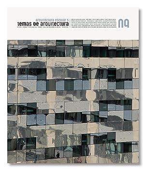 Temas de Arquitectura nº9. Arquitectura escolar 5: Santiago Carroquino Larraz