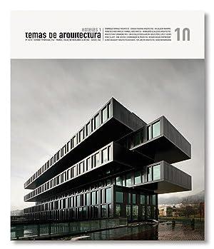 Temas de Arquitectura nº10. Hoteles 1: Aires Mateus, Dominique Perrault, Richard Rogers, VHM, ...