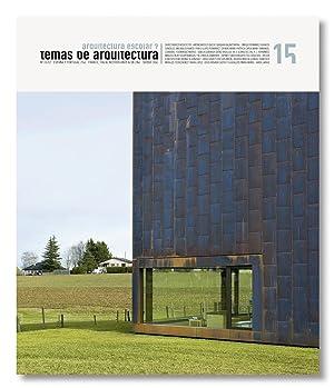 Temas de Arquitectura nº15. Arquitectura escolar 7: Savioz Fabrizzi Architectes,