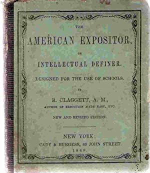 American Expositor Intellectual Definer: Claggett, R.
