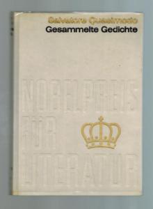 Gesammelte Gedichte. Nobelpreis für Literatur 1959 (lfd.: Salvatore Quasimodo