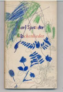 Glockenlieder . Volksausgabe in Einzelbänden / Carl: Spitteler, Carl:
