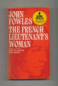 The French lieutenant s woman.