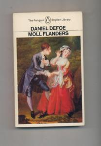 Moll Flanders. Penguin English Library.