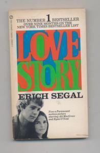 Love-Story : Roman.: Segal, Erich :