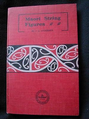 Maori String Figures: Andersen, J.C.