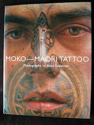 Moko - Maori Tattoo: Neleman, Hans -