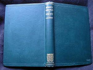 Mendel's Principles of Heredity: Bateson, W.