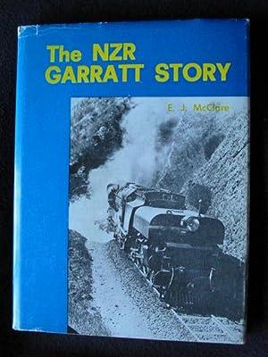 The NZR Garratt Story: McClare, E. J.