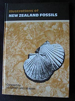 Illustrations of New Zealand Fossils. A New: Speden, I. G.