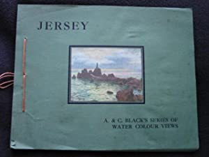 Jersey. A. & C. Black's Series of Water Colour Views