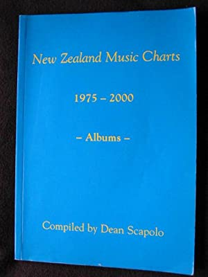 New Zealand Music Charts 1975 - 2000: Scapolo, Dean, Compiler