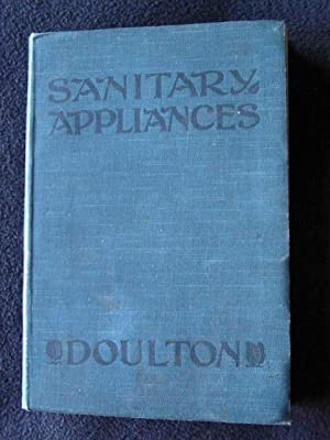 Catalogue of Fitted Sanitary Appliances. January 1904, Section 38, All Previous Lists Cancelled: ...