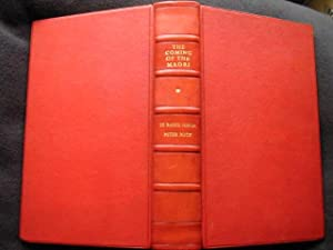The Coming of the Maori -- PRESENTATION LEATHER-BOUND COPY