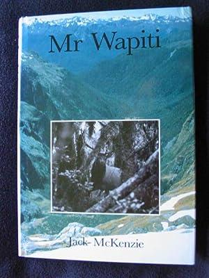 Mr Wapiti: McKenzie, Jack