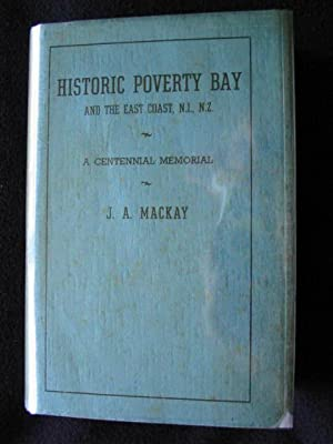 Historic Poverty Bay and the East Coast, N. I., N. Z. [ North Island, New Zealand ]