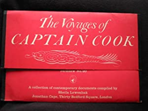 The Voyages of Captain Cook. Jackdaw No.: Lewenhak, Sheila, Compiler