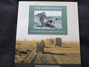The desert road : New Zealanders remember: Hutching, Megan with