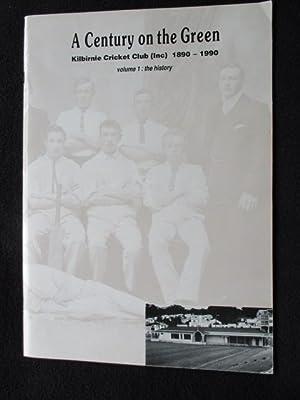 A Century on the green : Kilbirnie