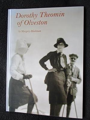 Dorothy Theomin of Olveston : mountaineer, photographer,: Blackman, Margery