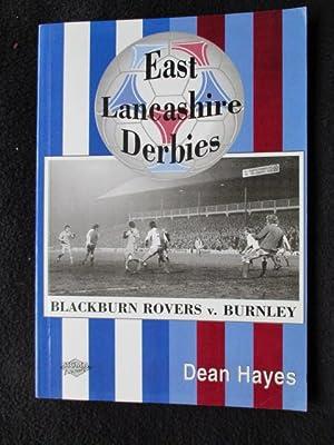 East Lancashire Derbies. Blackburn Rovers v. [